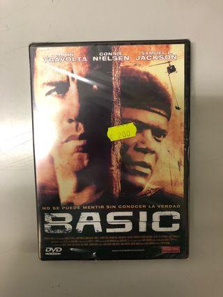 """Película """"Basic"""""""