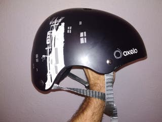 casco skate oxelo
