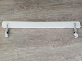 Barrera para cama de Ikea