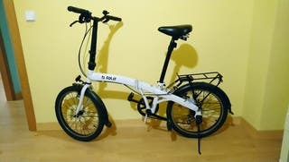 Bici plegable B Fold 5