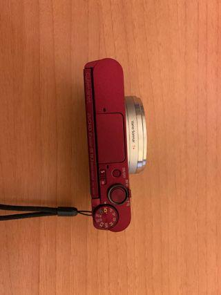 Camara Sony DSC-WX500 R