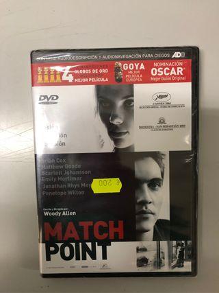 "Película ""Match Point"""