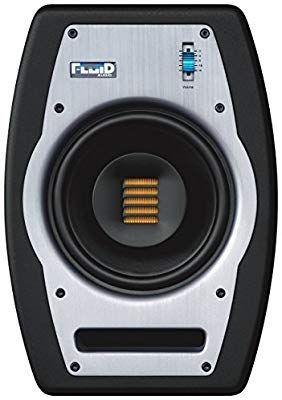 Fluid Audio FPX7 - Monitores de estudio color negr