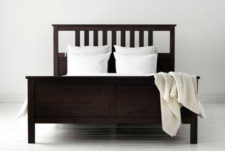 cabecero cama completa IKEA HEMNES de 135 cm