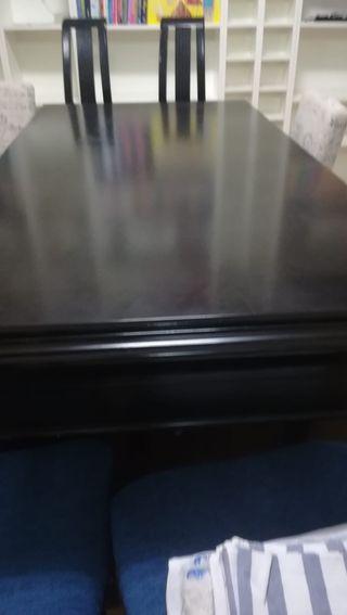 Mesa de billar convertible