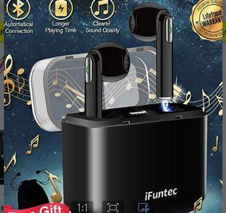 Auriculares Cascos Inalámbricos Bluetooth