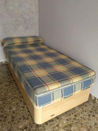 saco ajustable cama