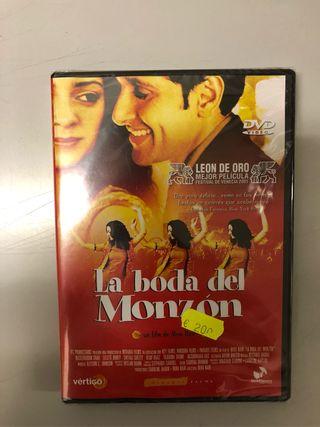 Peli La boda de Monzón