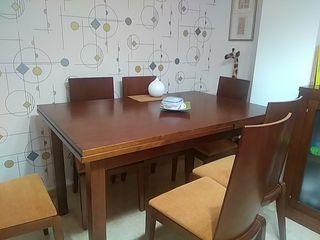 mobiliario de salon, modelo la cabaña