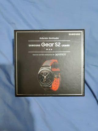 Samsung gear s2 edición limitada