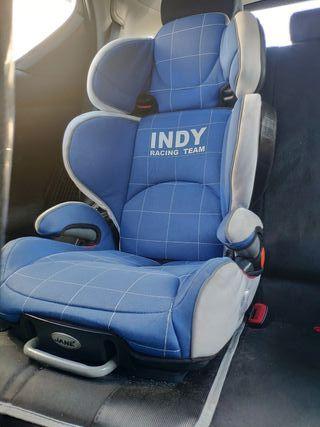Silla coche Jane Indy isofix