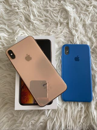 IPHONE XS MAX 256gb COLOR GOLD