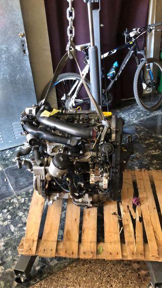 Despiece motor opel 1.7cdti Z17dth