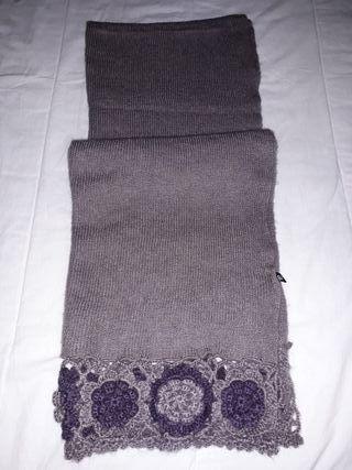 Bufanda de lana sin estrenar