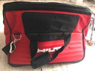 maleta porta herramientas hilti