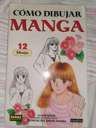 Cómo dibujar Manga. (12 Shojo)