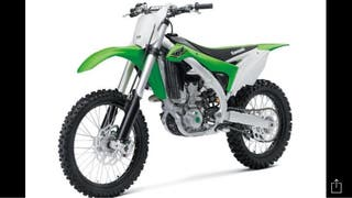 Kawasaki kxf 450 2019