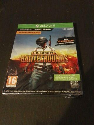 Juego BATTLEGROUNDS Xbox One
