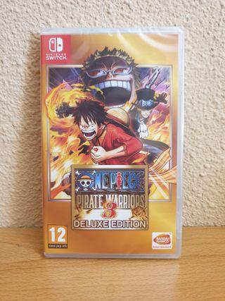 One Piece: Pirate Warriors 3 (Switch)