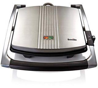 Sandwichera - Breville VST026 Platino sin estrenar