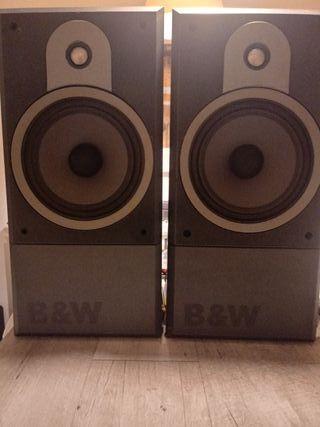 altavoces bowers DM 610