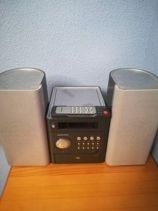 CD AUDIO RADIO GRUNDIG