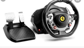 thrustmaster racing wheel volante