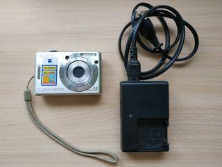 Cámara digital de fotos SONY