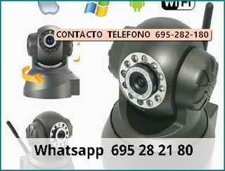 iwst Videocamara control total desde el movil