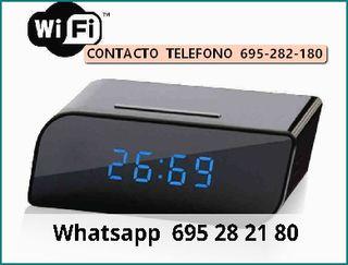 iunb videocamara wifi despertador