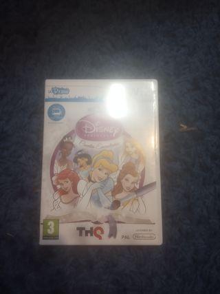 Juego Wii Disney