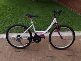 "Bicicleta teens 24"" Girl"