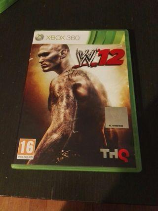 Juego W12 Para Xbox 360