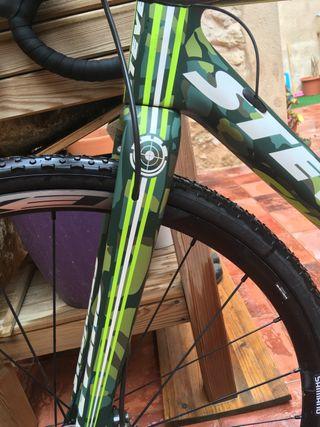 Bicicleta ciclocross CX - Stevens Superprestige