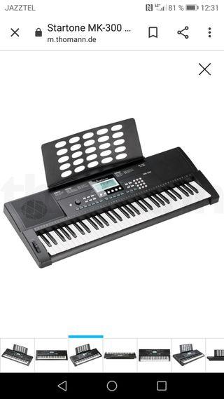 piano startone + patas