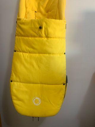 Saco Bugaboo amarillo
