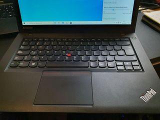 Portatil Thinkpad T440 i5 4200U 8 Gb RAM 500 HDD