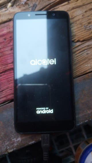 Teléfono Alcatel 16GB de memoria ram