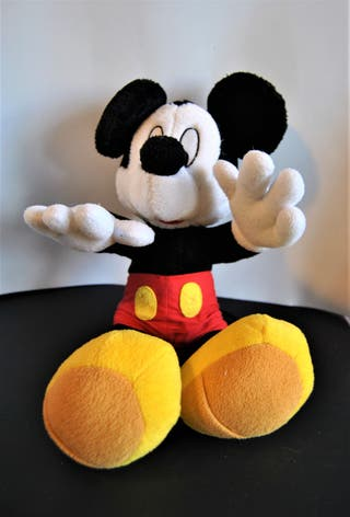 Mickey Mouse peluche Disney