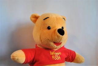 Winnie the Pooh peluche Disney