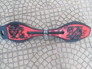 skate wave board.