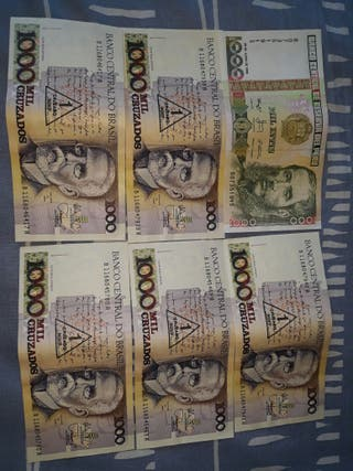 Brazilian notes
