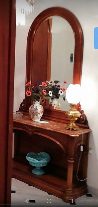 conjunto de muebles vintage