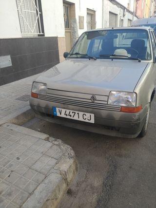 Renault supercinco gtl 1987