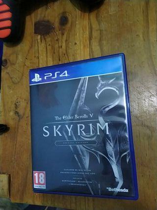 Skyrim ps4