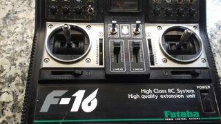 Emisora FUTABA F16