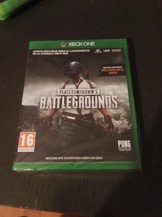 Juego BATTLEGROINDS Xbox One