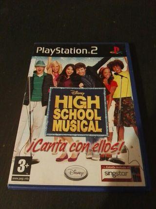 Juego High School Musical