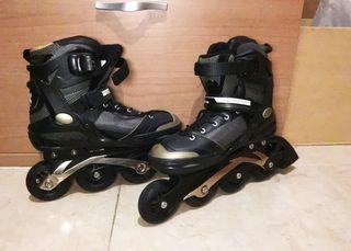 Fabulosos patines a casi estrenar
