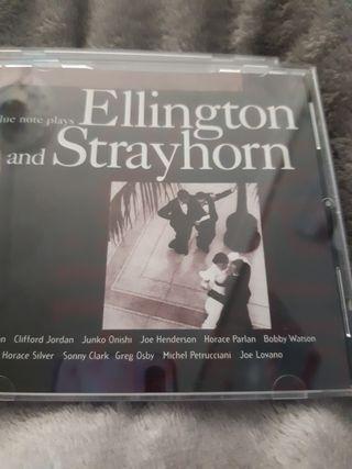 cd ellington y strayhorn